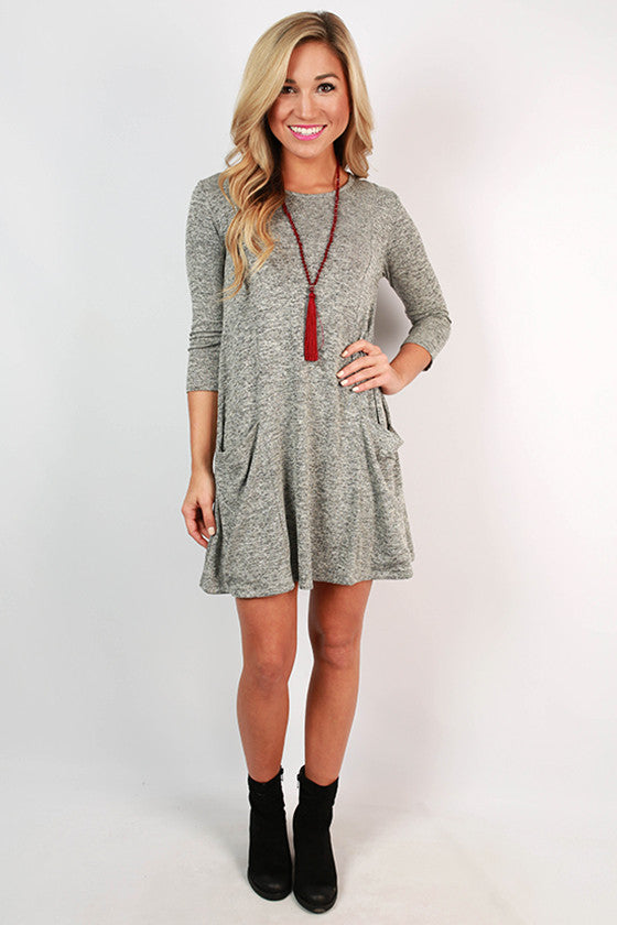 Winter Park Shift Dress