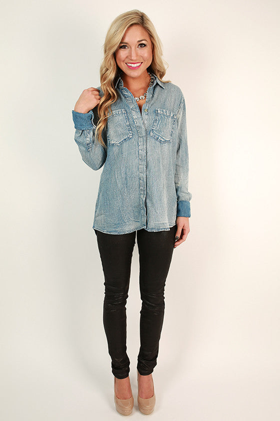 Willow Marie Button Up Shirt