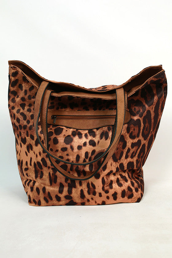 Made For Manhattan Tote Bag in Copper