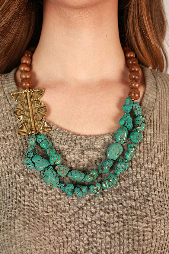 Wine & Dine Layered Necklace