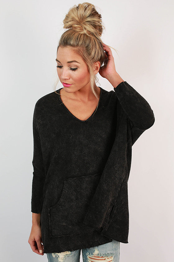Instant Hit Burnout Top