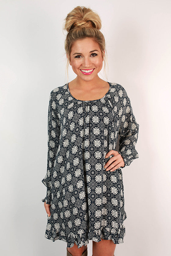 Twirl To Perfection Tunic