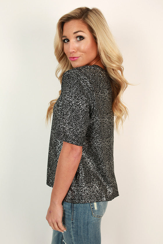 Dixie Starry Night Top