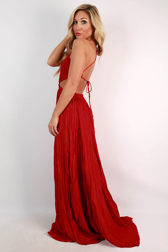 The Grand Statement Maxi