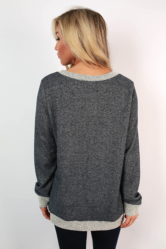 Cozy Obsession Sweatshirt