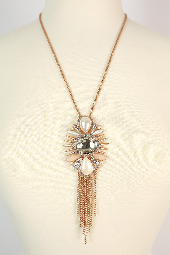 Sparkles in Soho Necklace
