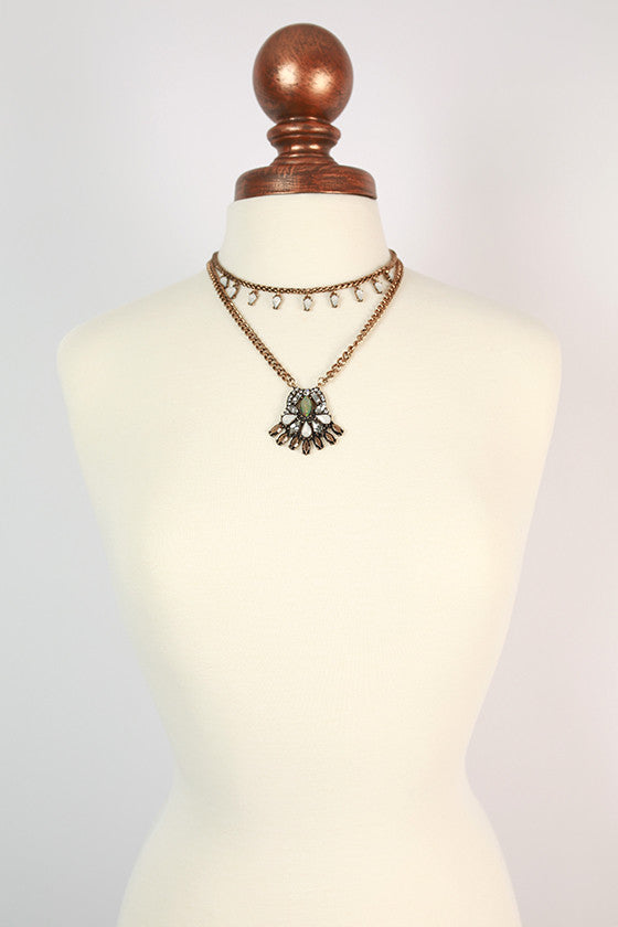 Shimmer & Shine Necklace