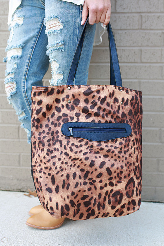 Made For Manhattan Tote Bag in Navy