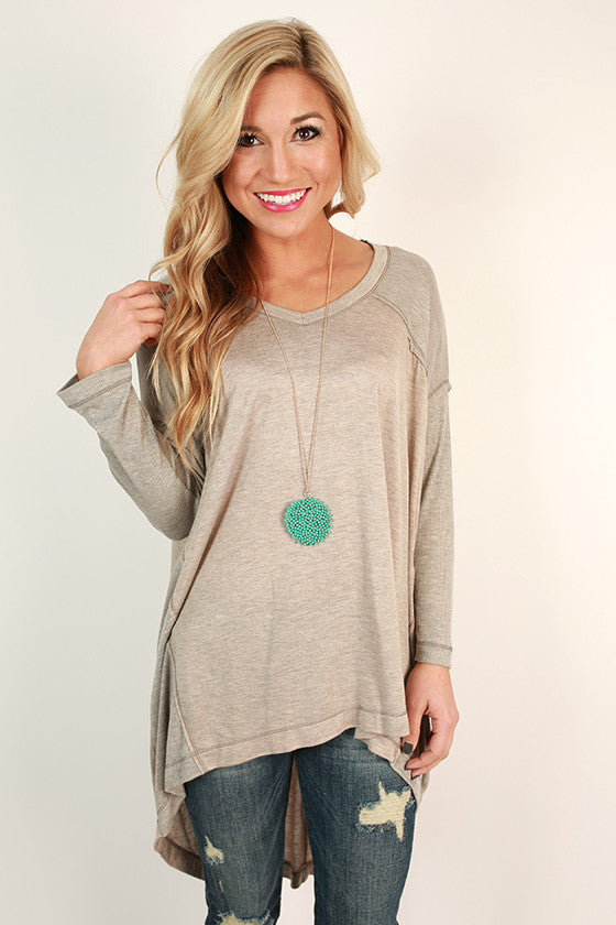 Weekend Cuddles Tunic