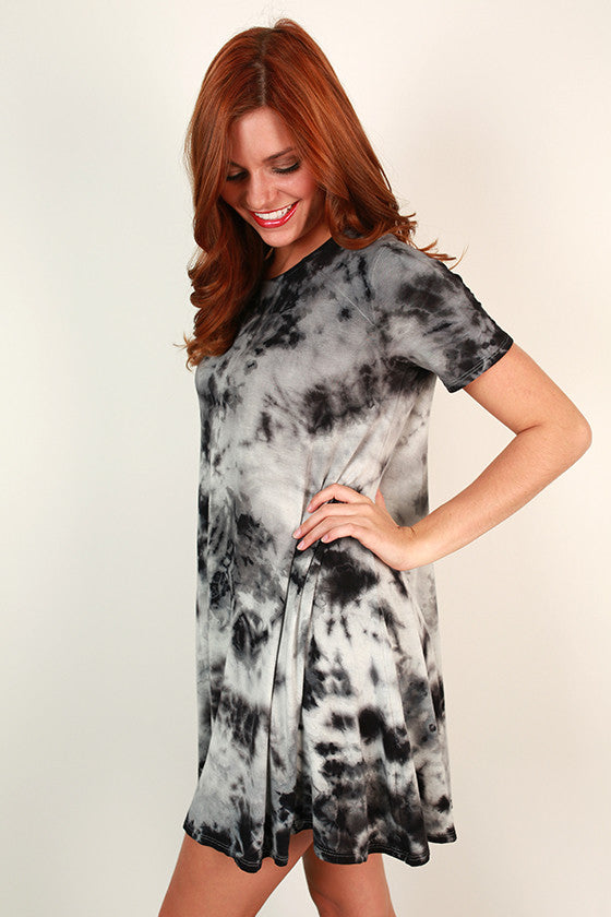 Gal Pals Tie Dye Shift Dress