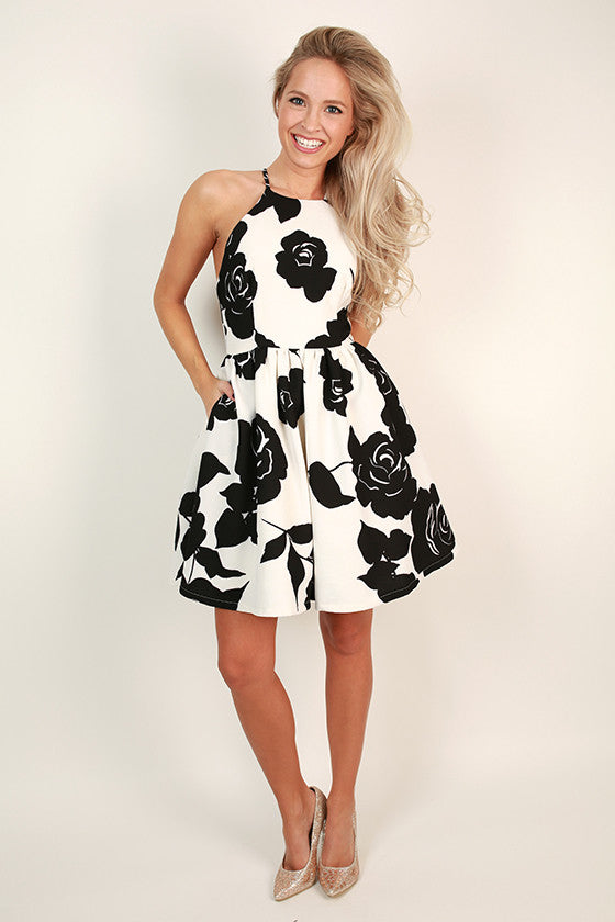 Rosie Bell Fit & Flare Dress