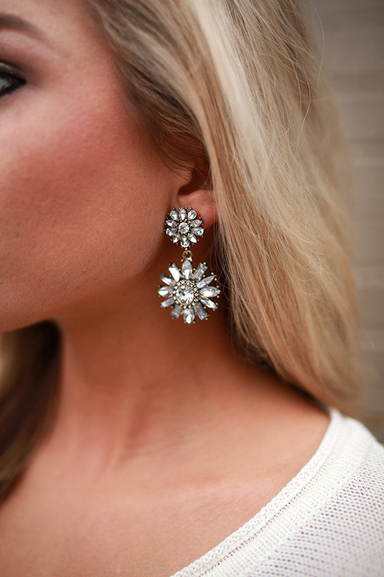 Twice The Sparkle Earrings