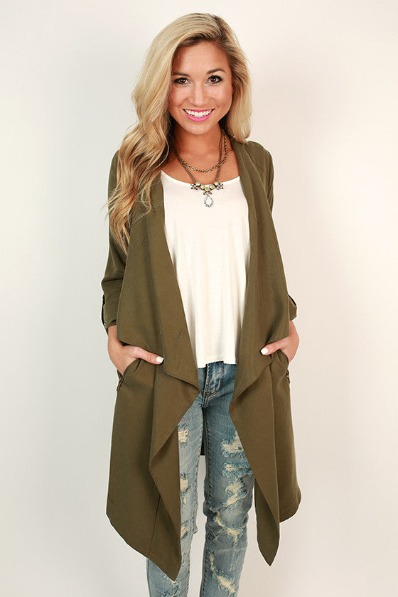Chic To Meet You Blazer