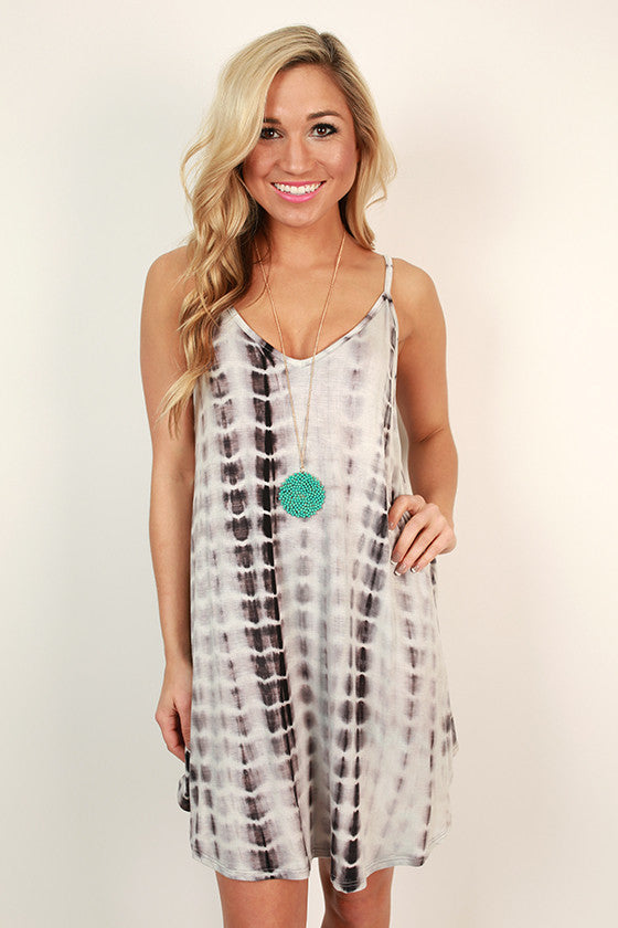 World Traveler Tie Dye Dress
