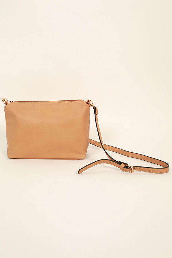 Best Interest Tote Bag in Tan