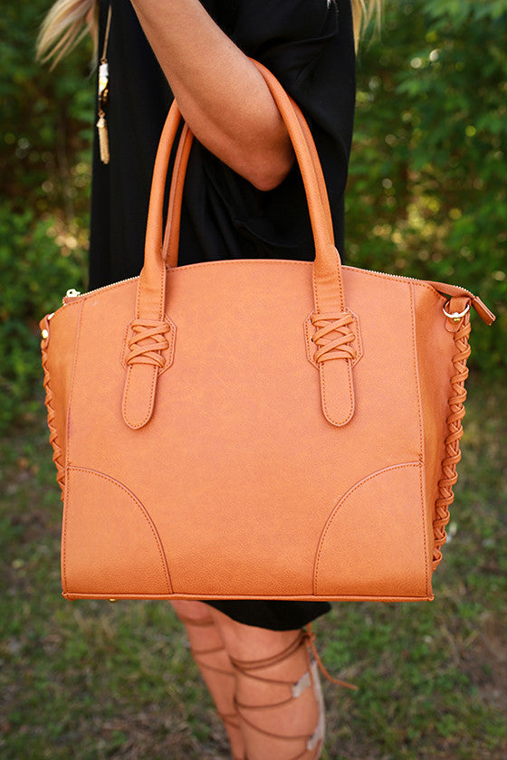 Soho Haute Bag in Copper