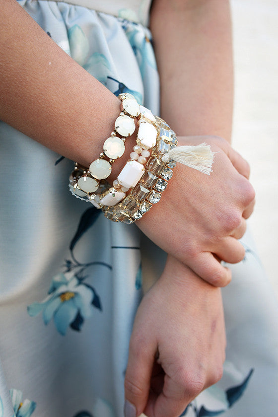 The Must Have Bracelet in Ivory