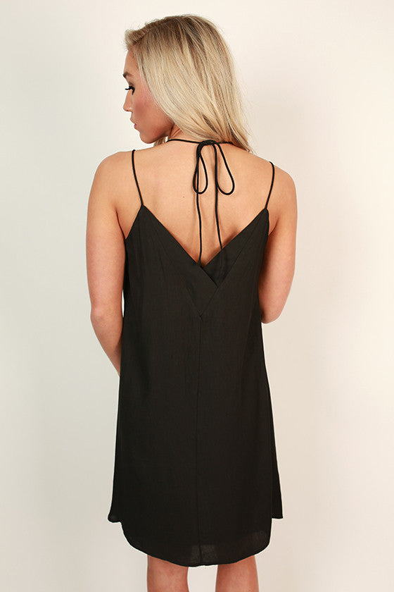 Hot For Happy Hour Shift Dress