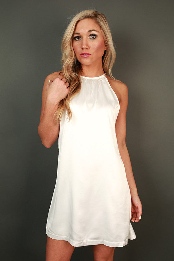 Hello, Darling Bow Back Dress
