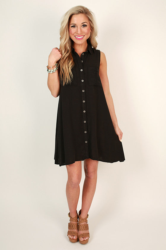 Fifth Avenue Shift Dress