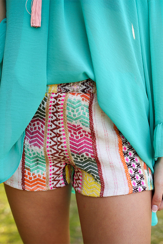 Margarita Fever Shorts