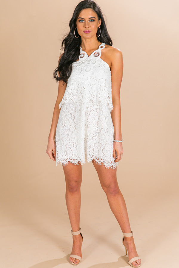 Dream Catcher Lace Dress