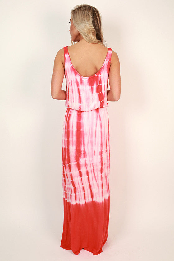 Twist Of Fate Tie Dye Maxi
