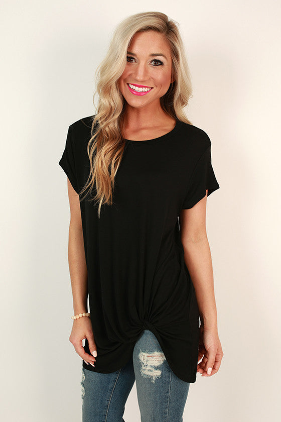 Ready or Knot Tee