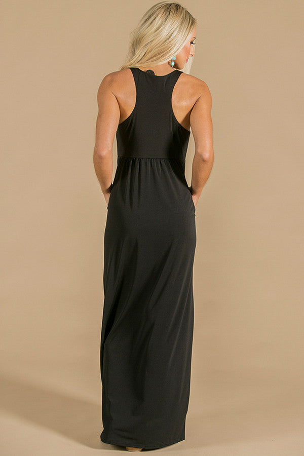 The Scarlett Empire Maxi in Black
