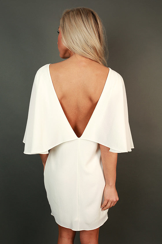 The Fitzgerald Dress in Ivory