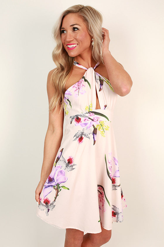 Beautiful Blossoms Dress