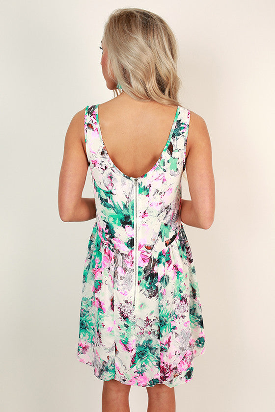 Jordan Daisy Tank Dress