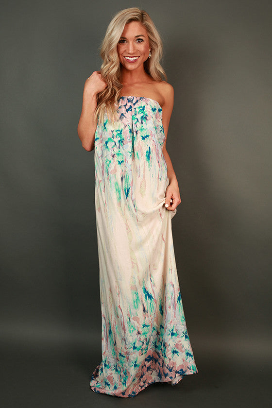 True To Yourself Maxi Dress – Impressions Online Women's ...