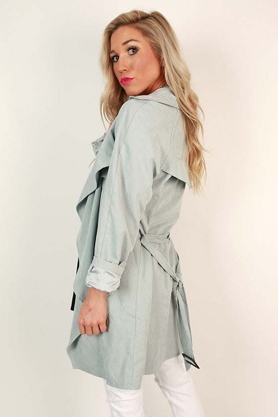 Timeless Style Trench