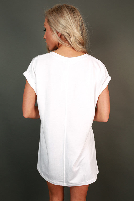 Everyday Essential Tee in White