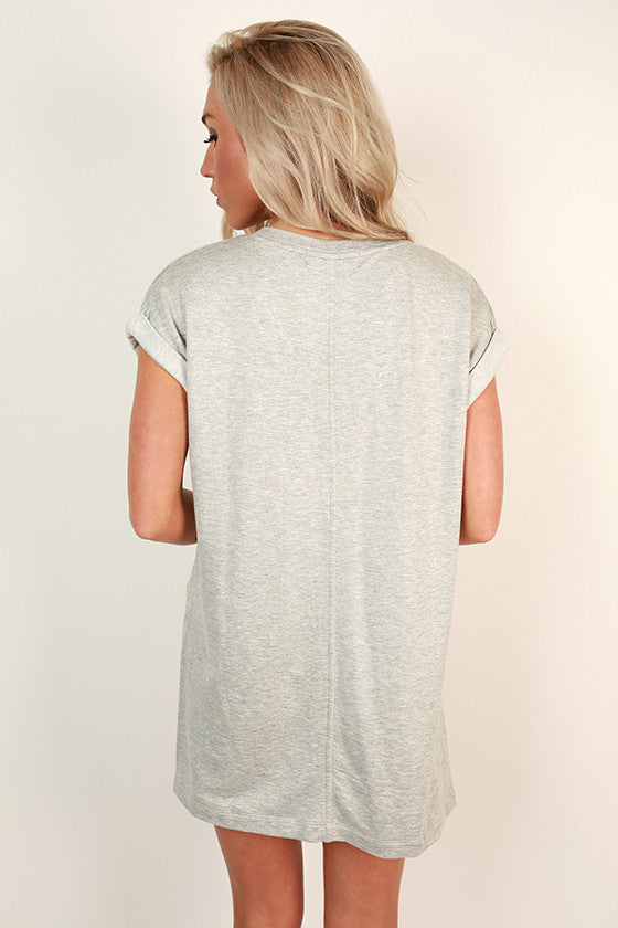 Everyday Essential Tee in Grey