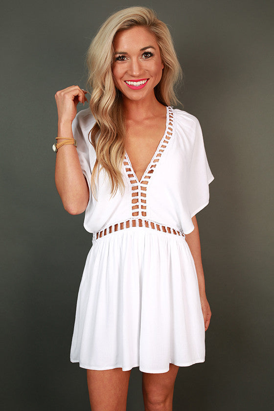 Simply Irresistible Romper