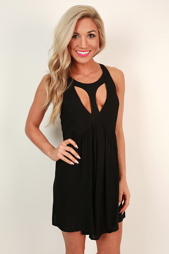 Girl Next Door Romper