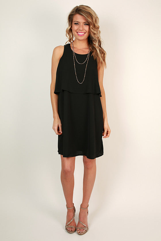 Miss Priss Shift Dress