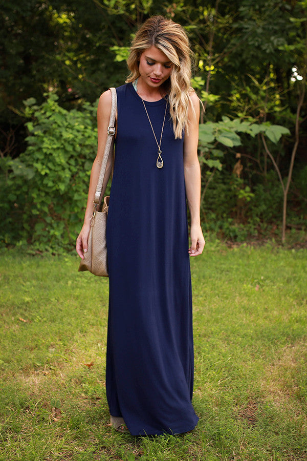 Simply Sweet Maxi Dress • Impressions Online Boutique