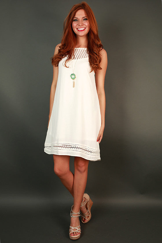 Daydream Believer Shift Dress