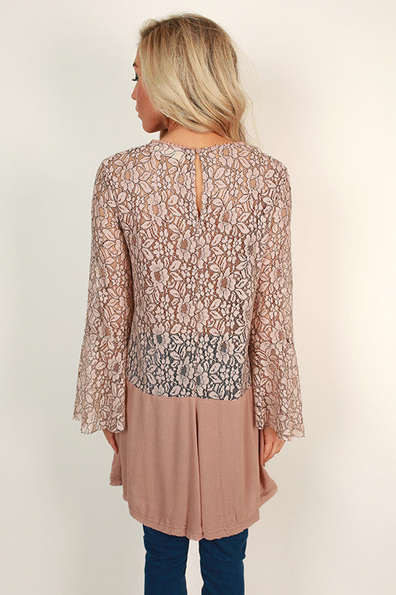 Always in Lace Tunic