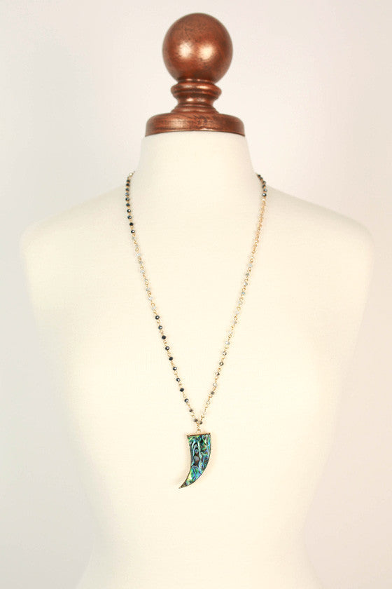 Oceanside Babe Necklace