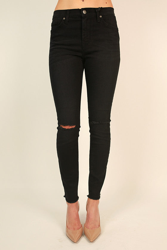 Living Legend Distressed Knee Skinny