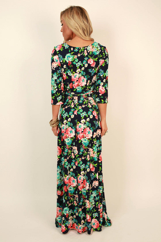 The Fields Of Pretty Maxi in French Floral