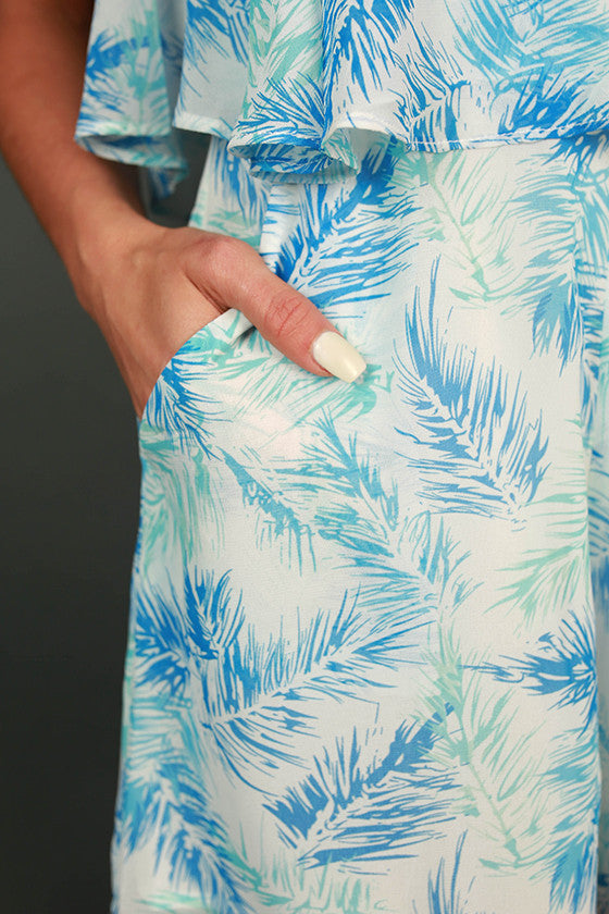 Palm Beach Pretty Romper