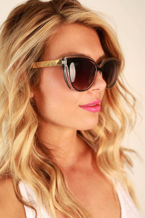 High Temp Sunglasses in Black