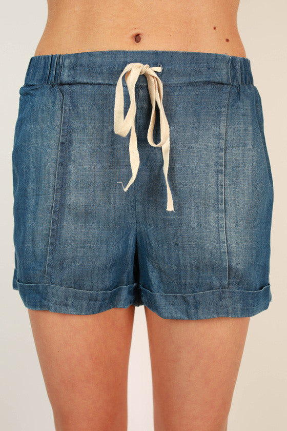 Denim Darling Shorts