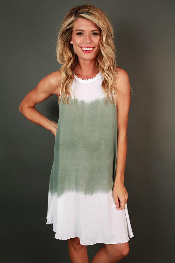 Happily Ever After Ombre Dress