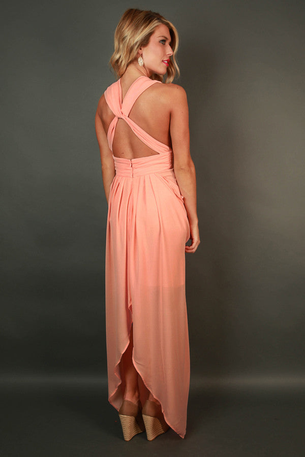 Just Peachy Maxi